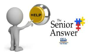 Senior Answer Help button