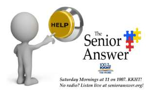 Senior Answer Help listen